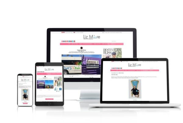 Liz Moore website