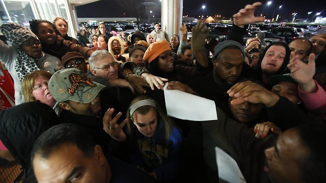 Confessions of a Black Friday Shopper