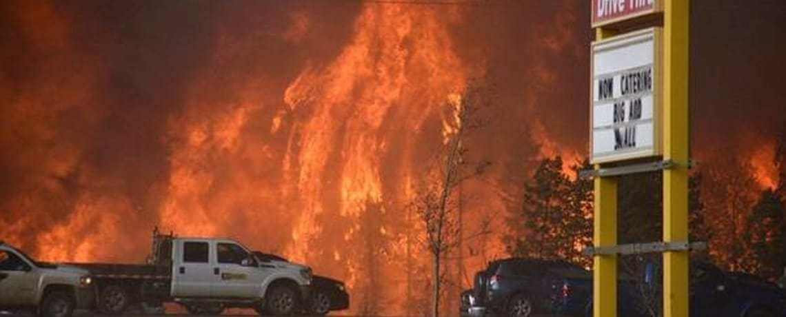 Fort McMurray Wildfire – A Nation Comes Together