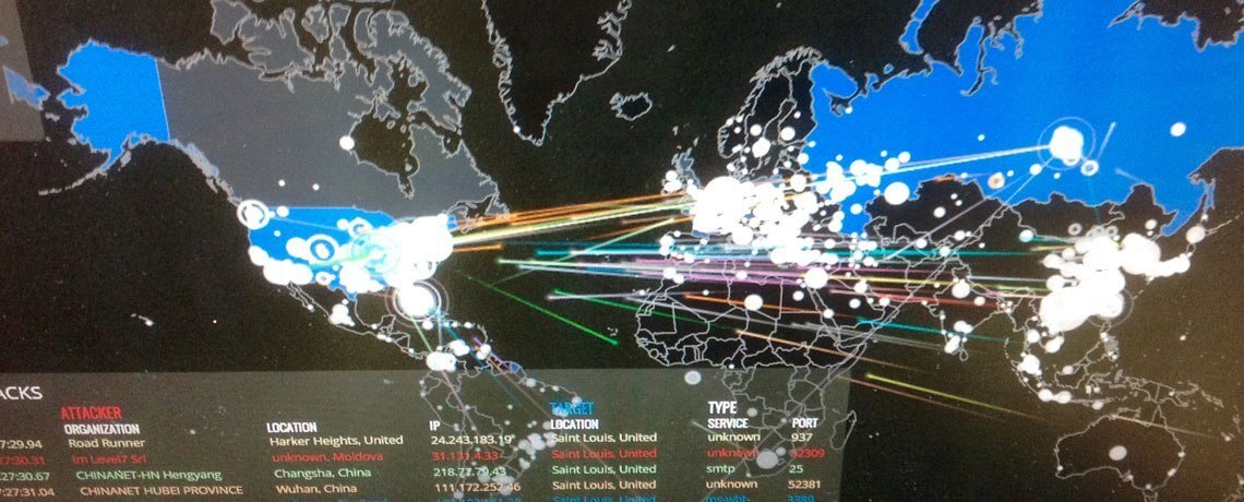 Where did that site go? East Coast DDoS attack disrupts the Internet