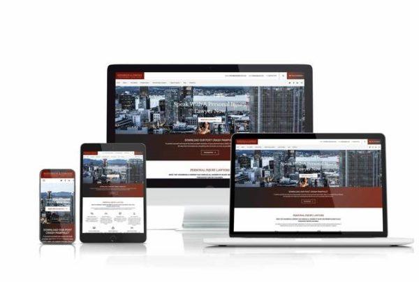 hoogbruin and company responsive web design