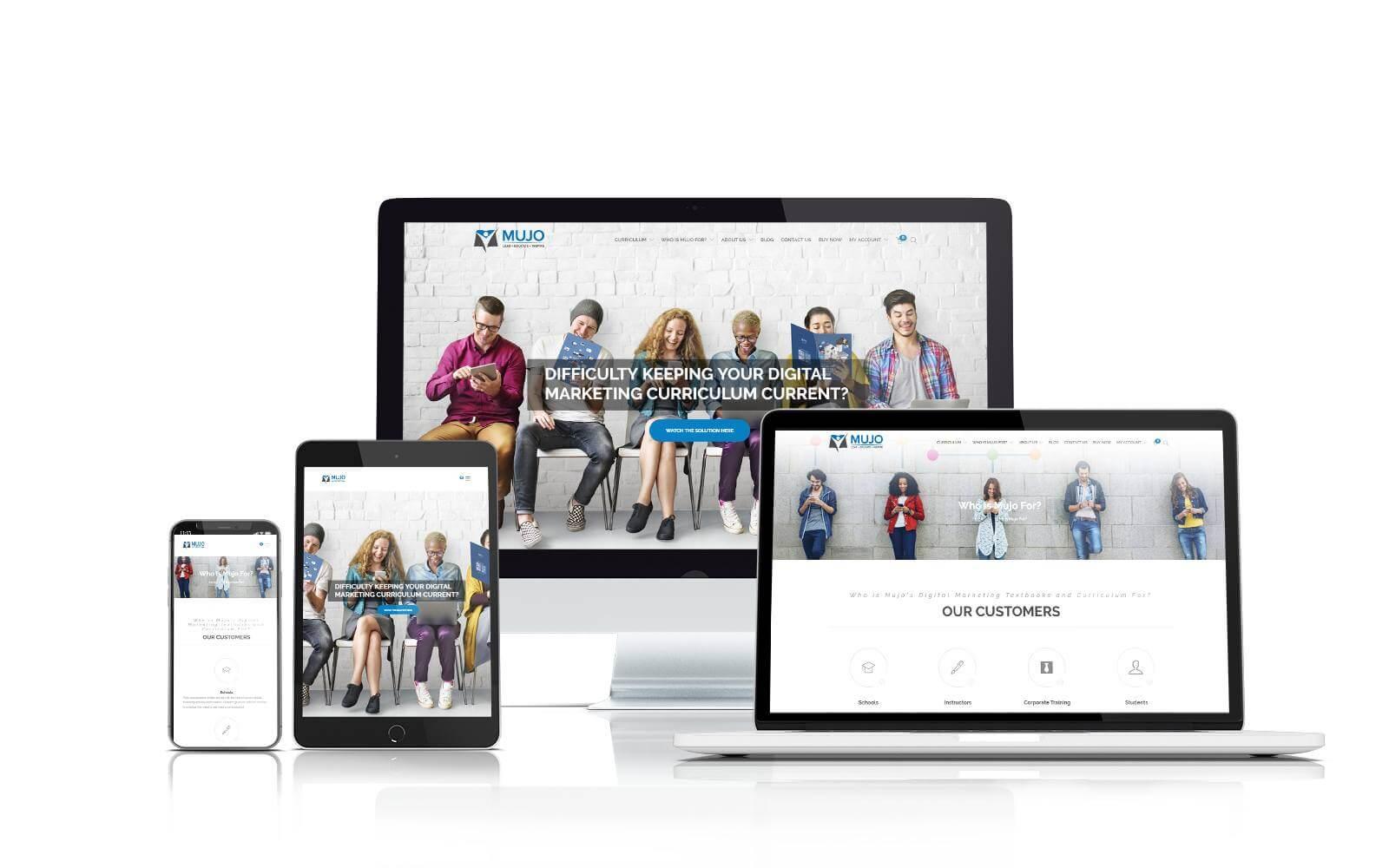Mujo website