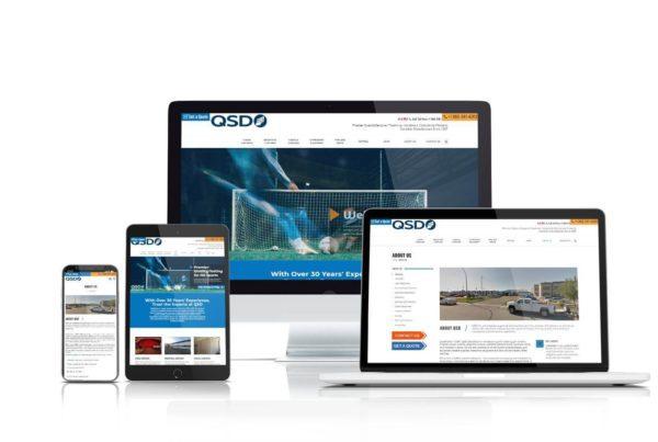 QSD Inc website