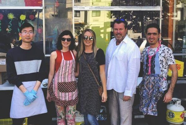 Summer Volunteering to Help the Homeless