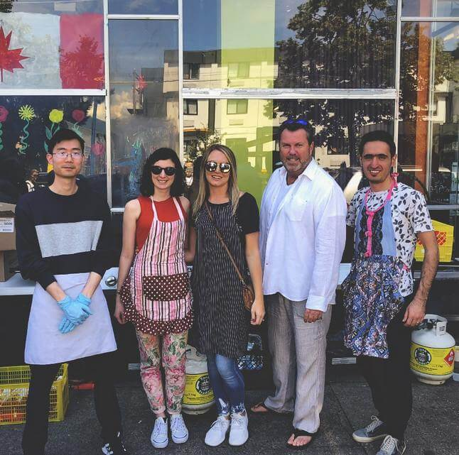 Think Profits Summer Volunteering to Help the Homeless
