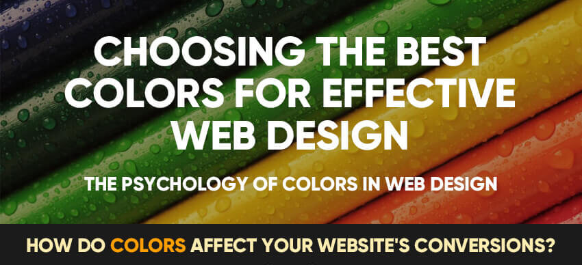 Web Designers Use Color Psychology In their Work