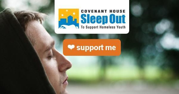 Sleep Out to Support Homeless Youth