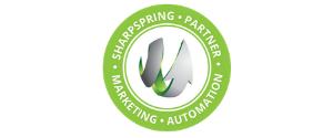 Sharpspring Partner Badge